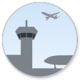 PLR-cadastre: Sector Airports